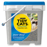Purina TIDY CATS Scoop Power Blend Cat Litter for