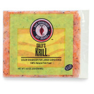 San Francisco Bay Brand Sally's Frozen Krill Fish