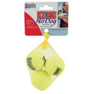 KONG&amp;reg AirDog&amp;reg Small Squeakair Tennis Balls