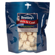 Dentley&#39;s  Rawhide Knotted Bone  Skin &amp; Coat