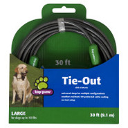 Top Paw Containment Tie-Out for Dogs