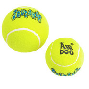 KONG&amp;reg AirDog&amp;reg Squeaker Tennis Balls