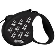 Flexi Bling Bonz Retractable Leash