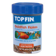Top Fin Goldfish Flakes Fish Food