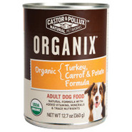 Castor & Pollux Organix Adult Canned Dog Food
