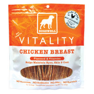 Dogswell Vitality Chicken Jerky Dog Treats