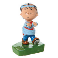 Top Fin Peanuts Linus Mummy Aquarium Ornament