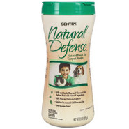 Sentry Natural Defense Flea & Tick Carpet Powder