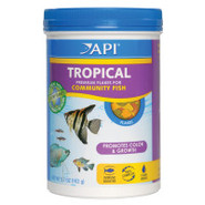 Aquarium Pharmaceuticals Tropical Flake Food
