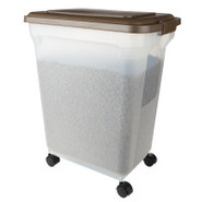 Top Paw Airtight Pet Food Storage Container