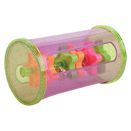 ToyShoppe&reg Plastic Cylinder with Star Spinners