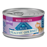 BLUE Healthy Gourmet Grilled Cat Food