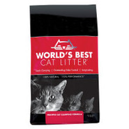 World&#39;s Best Multiple Cat Clumping Cat Litter