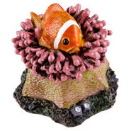 Clownfish Aquarium Ornament