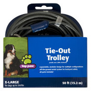 Top Paw&reg Tie-out Trolley