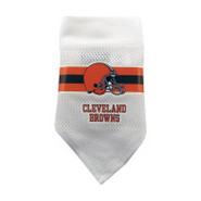 Cleveland Browns Dog Collar Bandana