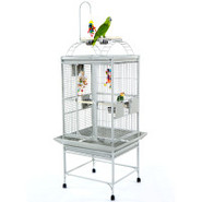 A&E Play Top Cage in Platinum