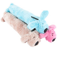 ToyShoppe Super Soft Loofa Dog Toys