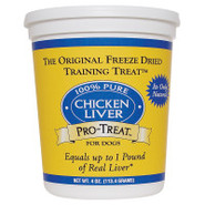 Gimborn Pro-Treat Freeze-Dried Chicken Liver for D