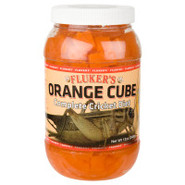 Fluker&#39;s Orange Cube Complete Cricket Diet