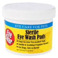 R-7 Sterile Eye Wash Pads