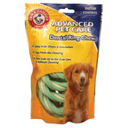 Arm &amp; Hammer Dental Ring Chews for Dogs