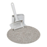 Petmate Handy Stand Litter Scoop for Cats