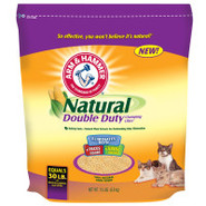 Arm &amp; Hammer Natural Double-Duty Clumping Cat Litt