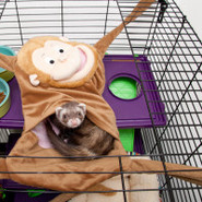 Marshall Pet Products Hangin' Monkey Hammock