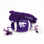 Pets First Kansas State Wildcats Plush Collegiate