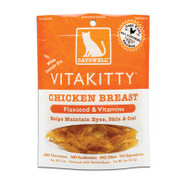 Catswell Vitakitty Chicken Jerky Cat Treats
