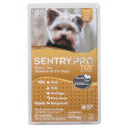 Sentry Pro Flea and Tick Squeeze-On for Dogs
