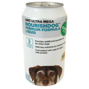 Ultra Mega NourishDog Premium Formula Liquid for D