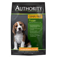 Authority Grain-Free Chicken & Potato Formula Pupp
