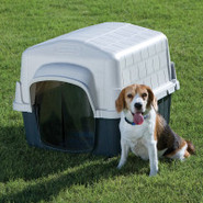 Top Paw Dog House Door - Medium