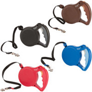 Petmate Walkabout Webbed Retractable Leash
