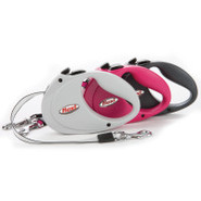 Flexi City All-Belt Retractable Leash
