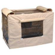 Precision Pet Universal Indoor/Outdoor Crate Cover