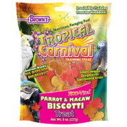 Brown's Tropical Carnival ZOO-Vital Parrot and Mac