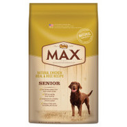 Nutro Max Chicken Meal &amp; Rice Senior Dog Food