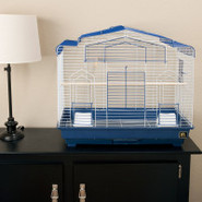 Prevue Pet Barn Style Top Flight Cage