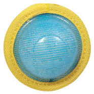 JW Pet Megalast Canvas Ball Dog Toy