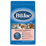 Bil-Jac Sensitive Solutions Dry Dog Food