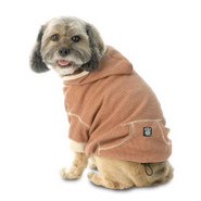 PetRageous Designs On-the-Go Heathered Dog Hoodie