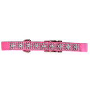 Grreat Choice(tm) Jewel Nylon Dog Collars
