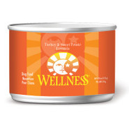 Wellness Turkey &amp; Sweet Potato Canned Dog Food