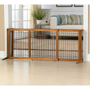 Top Paw Adjustable Stand Alone Gate