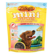 Zukes Mini Naturals Salmon Flavored