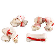 Dingo Mini Rawhide Chews - 7-pack