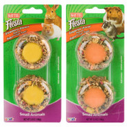 Kaytee Fiesta Yogurt Cup Treats for Small Animals